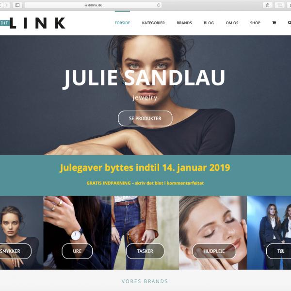 Dit Link – webshop