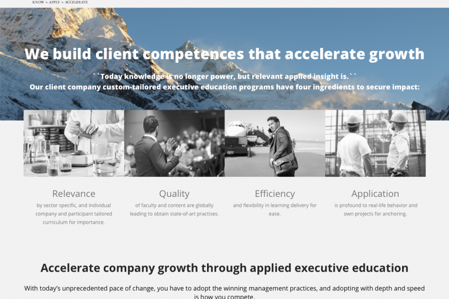 CIMI – Executive Academy