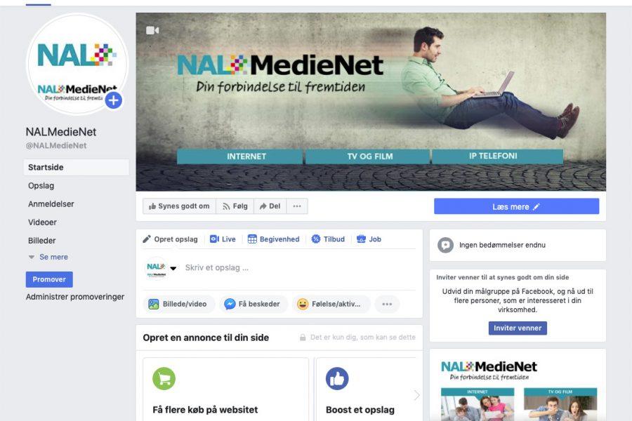 Nal Medienet – Facebook